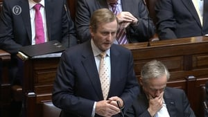 Enda Kenny said the opportunity for Greece to resume negotiations