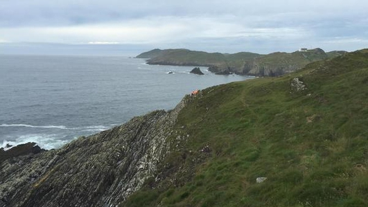 Search continues for man missing off Cork coast