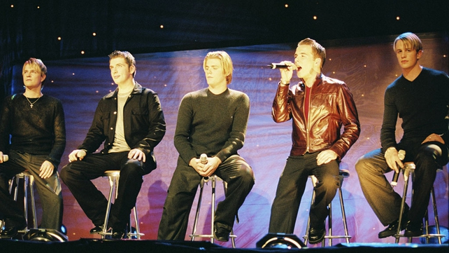 Westlife at HQ (1999)