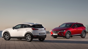 The latest compact SUV to hit Irish shores