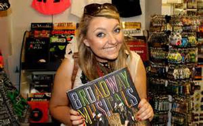 San Diego Musical - Lauryn Gaffney