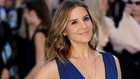 Amanda Byram makes it on time for the Magic Mike XXL premiere on the tube