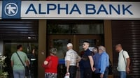 ECB agrees to give limited funds to Greek banks