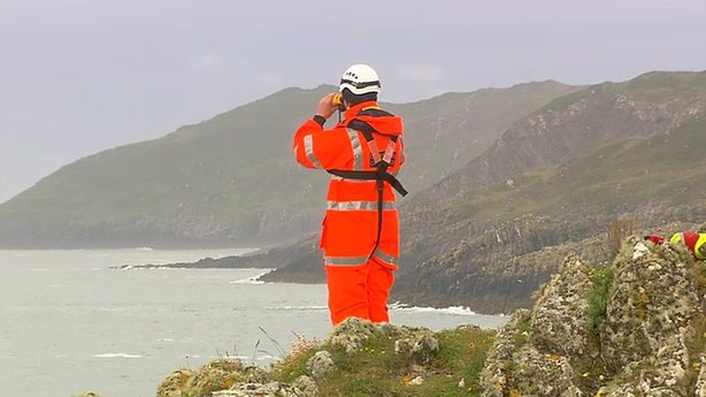 Search continues for man missing off west Cork coast