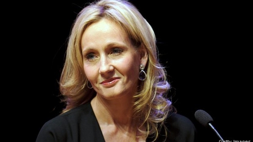 The charity was founded by Harry Potter creator J.K.Rowling
