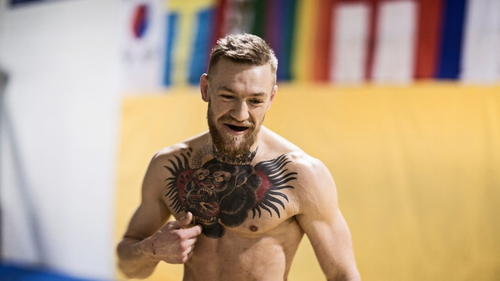 Conor McGregor is among Time's most influential people