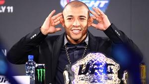 UFC featherweight champion Jose Aldo