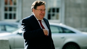 Brian Cowen told the inquiry the government had one shot to get it right