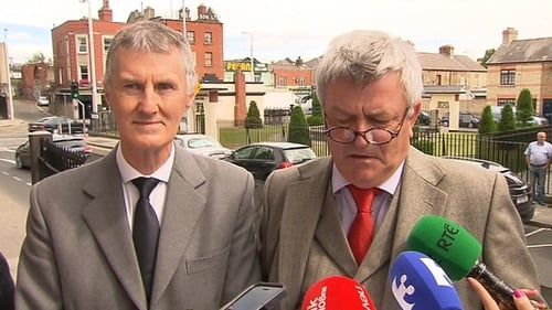 Richard Burke had alleged that he was defamed in the RTÉ programme