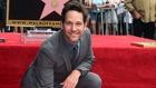 Paul Rudd gets Hollywood Walk of Fame star