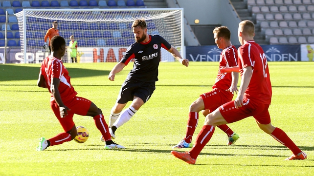Saints left to rue missed chances in Europa defeat