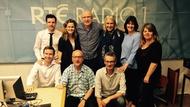 John Murray and his team