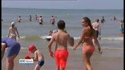 One News Web: Heatwave continues across Europe