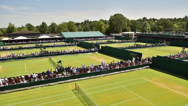 Matches at Wimbledon are under the microscope