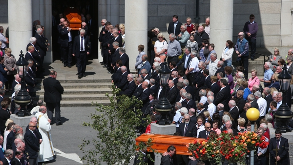 The priest said the entire community in Athlone was shocked, stunned and devastated
