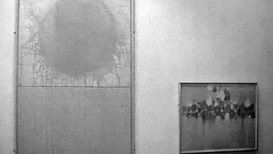 Contemporary Art at Hugh Lane (1965)