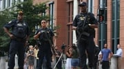 On Thursday there were reports of shots fired at the Navy Yard facility in Washington DC