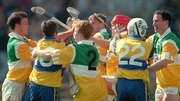 Offaly and Clare renew a famous rivalry in the hurling qualifiers