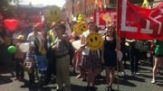 Thousands take part in Dublin pro-life rally