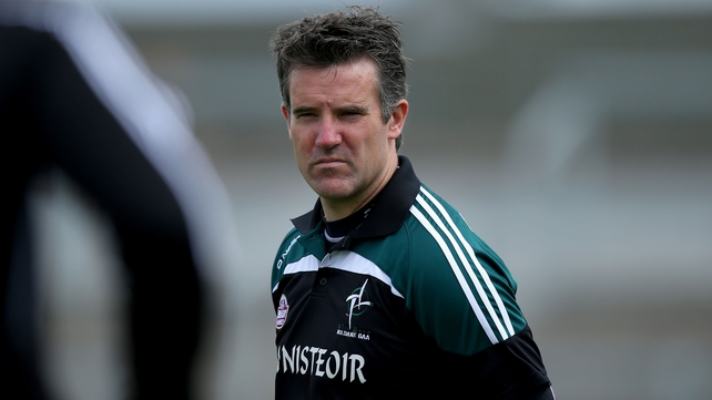 Jason Ryan steps down as Kildare manager