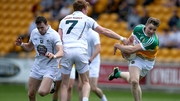 Offaly are currently taking on Kildare in Tullamore