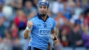 Conal Keaney was back ahead of schedule to help Dublin