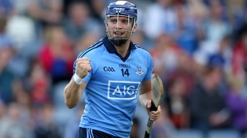 Conal Keaney is facing an extended club campaign with Ballyboden St Enda's