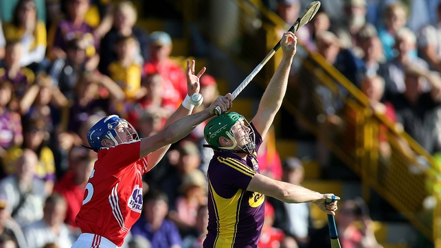 JBM pleased to have got over Wexford 'banana skin'