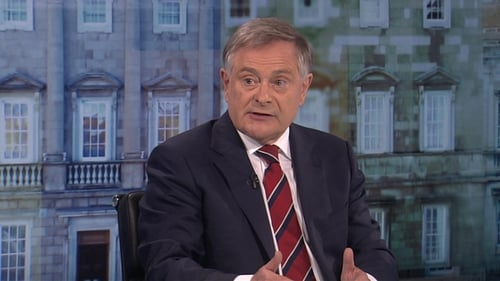 Brendan Howlin said over time everybody will have to have their pay and pensions restored