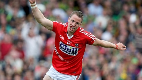 O'Neill scored more than half of Cork's final tally against Derry