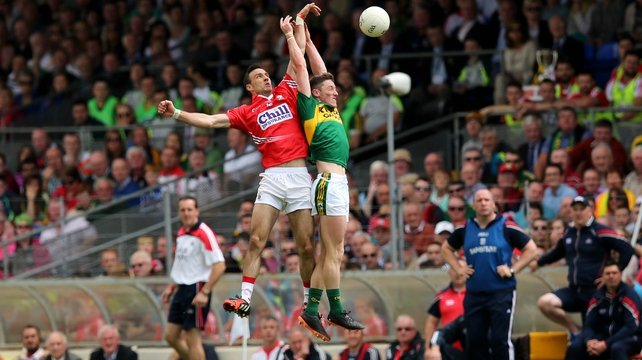 Draw between Kerry and Cork forc