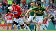 Stephen O'Brien is on from the start for Kerry