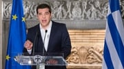 Alexis Tsipras addresses the nation after the results of the referendum