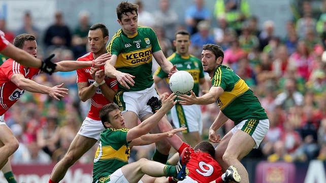 Cork-Kerry replay confirmed for Saturday 18 July