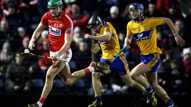 Cork to meet Clare in hurling qualifier