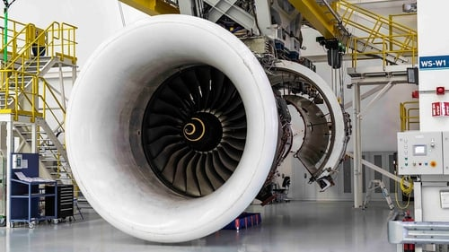 The aero-engine maker said on Tuesday it had made good progress on fixing problems with its Trent 1000 engines, although customer disruption remained