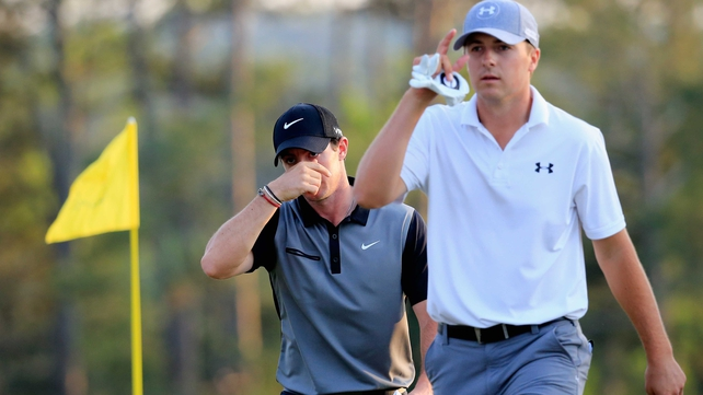 Open focus shifts from McIlroy to Spieth
