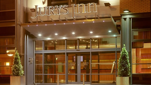 Swedish hotel group to buy Jurys Inn group