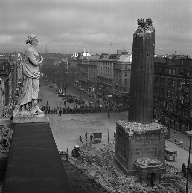 Nelson's Pillar (1966)