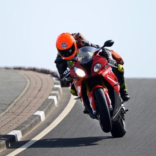 Death of Biker Dr. John Hinds