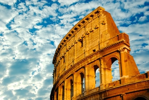 """The Colosseum """"It's the Daddy of Rome attractions"""""""