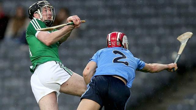 Dubs' clash with Limerick live on RTÉ