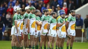 Offaly were beaten by Laois and Clare this summer