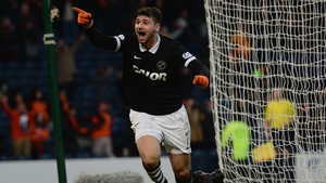 Nadir Ciftci, who joined Dundee United for free two years ago, has 12 months left on his contract.