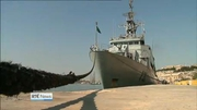 One News Web: LÉ Eithne mission ends