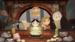 Cartoon Saloon's Song of the Sea was an Oscar nominee