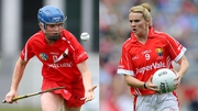 Breige Corkery has had a long an illustrious playing career for Cork in both football and camogie