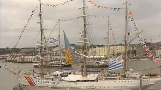 Tall Ships, Waterford