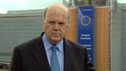Michael Noonan was speaking after a meeting of Eurozone finance ministers in Brussels