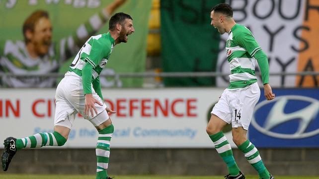 Shamrock Rovers beat Progrès to progress